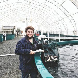 Fish Out Of Ocean Water Dampen Aquaculture Enterprise
