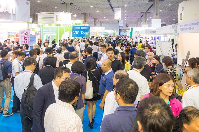 "UBM Taiwan And Malaysia Collectively Organised ""Aquaculture Taiwan Expo & Forum"" (PRNewsfoto/UBM Asia Ltd., Taiwan Branch)"