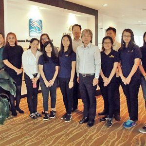 Fruitful Internship For Five Students In Aquaculture And Seafood Industry