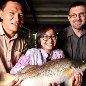 Local Researchers Helping The World In Aquaculture