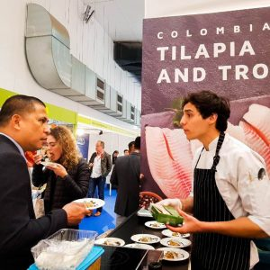 The Colombian Tilapia Flavor Is The Outcome Of The Country's Great Biodiversity
