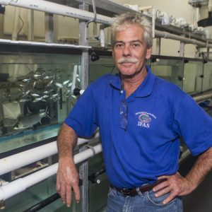 UF/IFAS Tropical Aquaculture Laboratory Director Inducted Into Florida Tropical Fish Farms Association Hall Of Fame