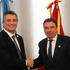 Argentina And Spain Sign Fisheries MoU To Promote Conservation And Management Of Straddling Species