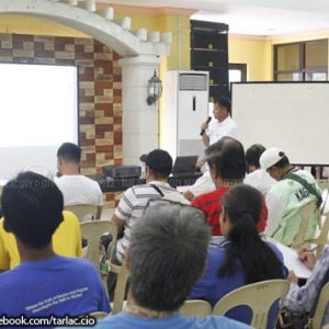 BFAR Holds Aquaculture Production Training In Tarlac City
