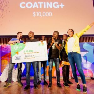Nigerian Biotech Startup Using Shrimp Shells To Save Food Wins Top Prize
