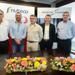 Hendrix Genetics And Nutreco Partner To Deliver Sustainable Shrimp Solutions In Ecuador